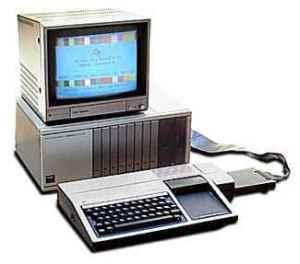 Texas Instruments TI-99/4a mir Expansionsbox